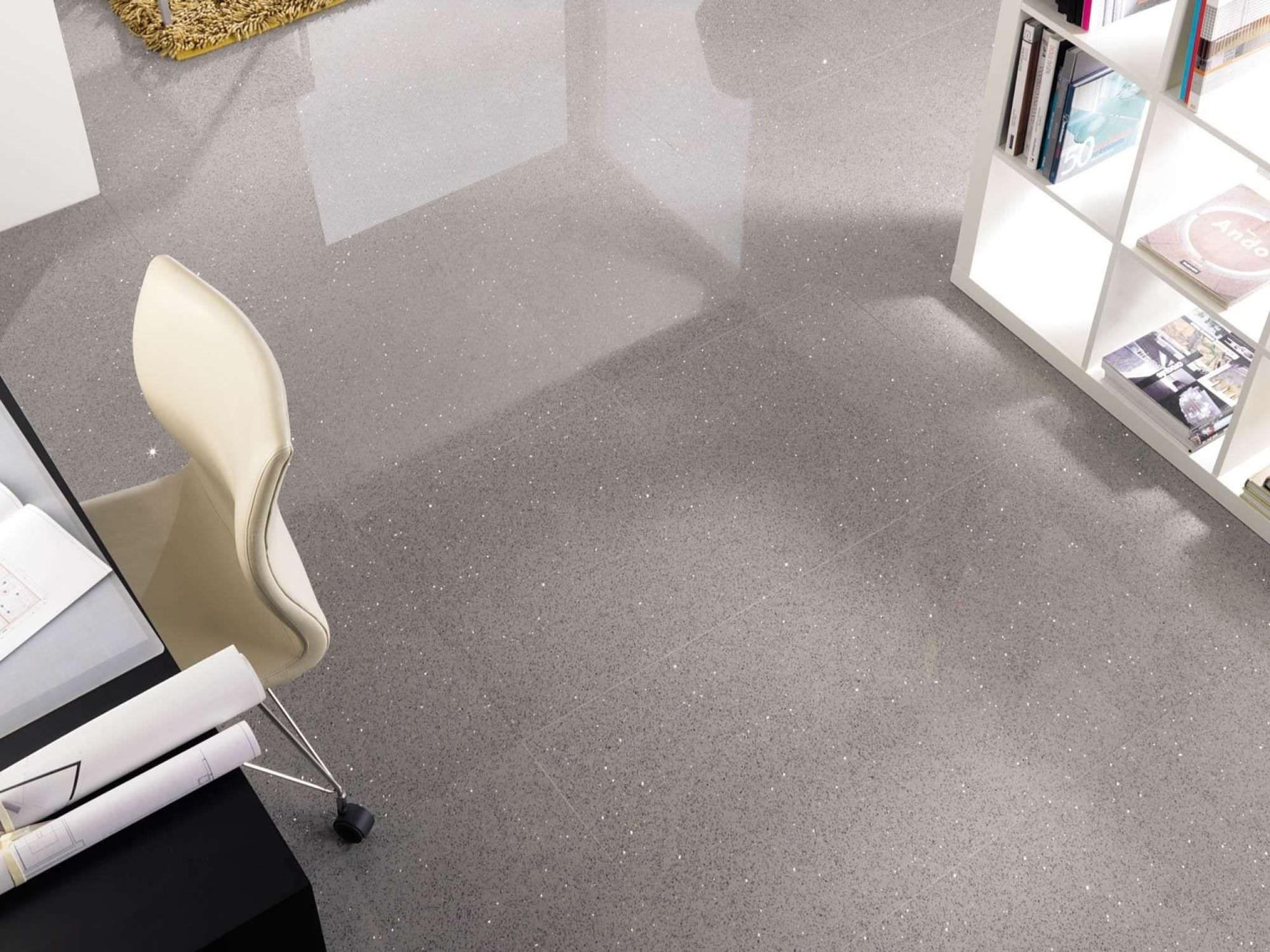 Floor tile / engineered stone / matte DQS (DESIGN QUARTZ STONE) L'ANTIC COLONIAL by Porcelanosa