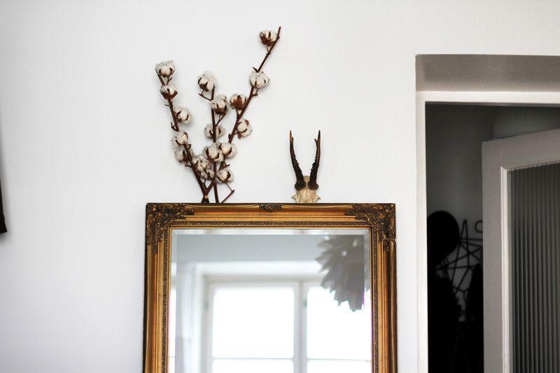 RAW Design blog: golden mirror
