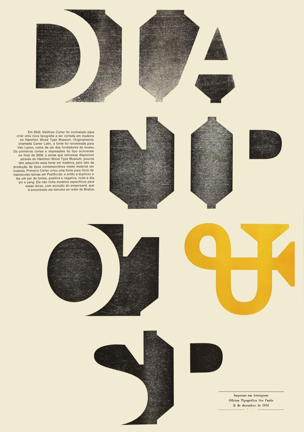 Random Spectacular's new magazine showcases international letterpress – Creative Review