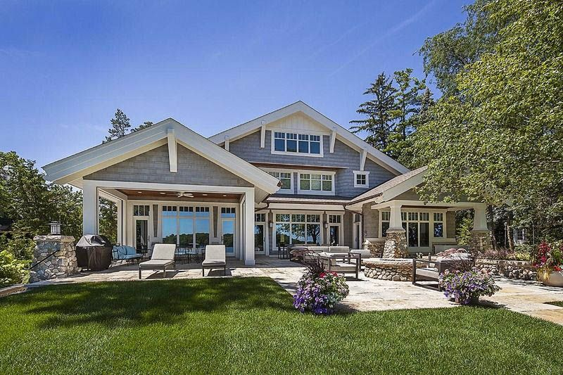 12++ Craftsman style lake house plans ideas