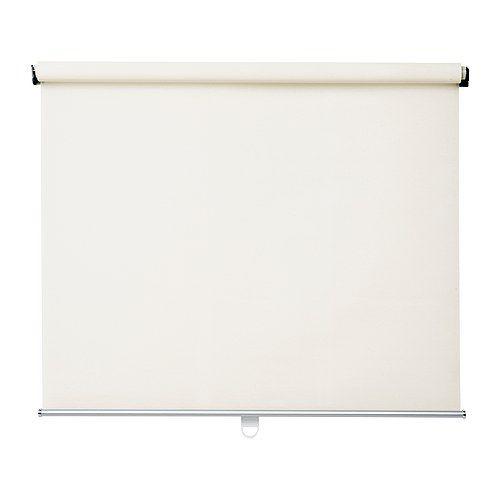 enje store enrouleur blanc 48x64 ikea no cord child safe decor pinterest ikea. Black Bedroom Furniture Sets. Home Design Ideas