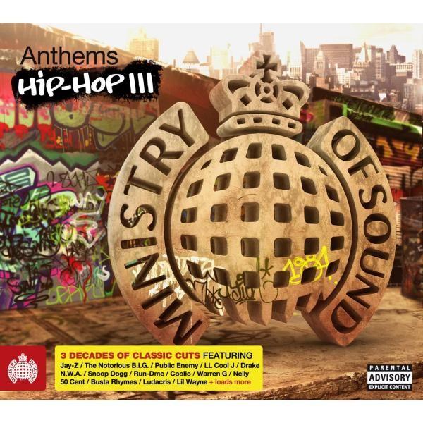 VA – Ministry of Sound – Anthems Hip Hop III – 3CD – 2013 Mediafire,