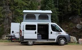 Image Result For Ram Promaster 118 Camper Conversion Van Tent Camper Conversion Camper