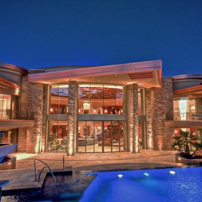I'd be happy with this! luxury luxuryhome realestate