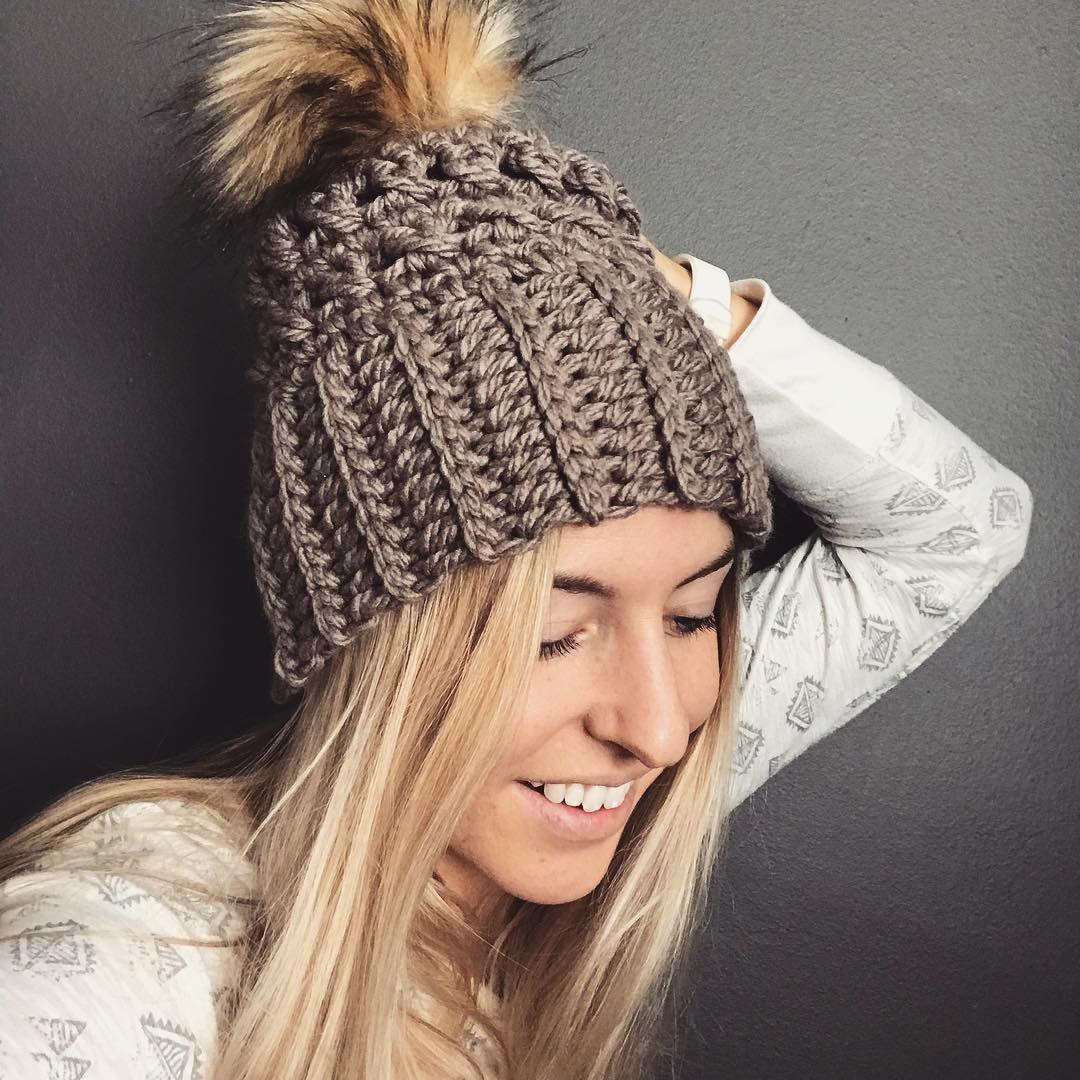 45 modèles de bonnets au crochet gratuits pour le nouvel an