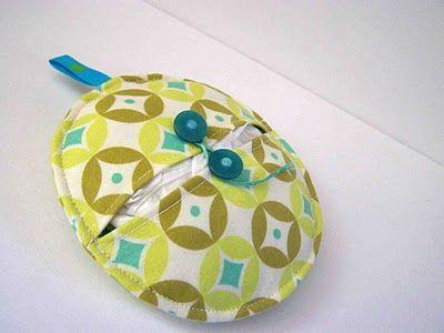 Tutorial Portable Plastic Bag Case