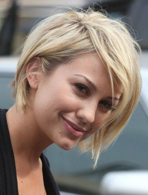 Chic Short Bob Hairstyle for 2016