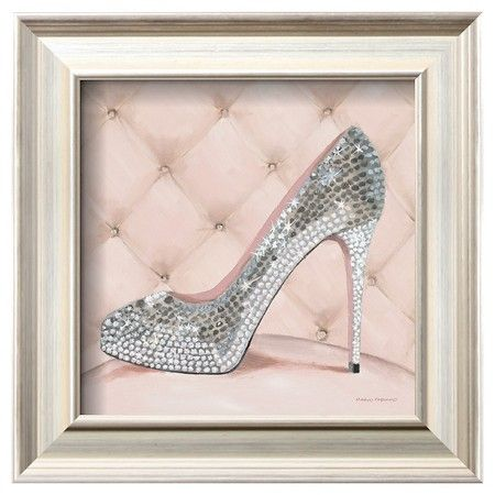 Bling on Bling by Marco Fabiano Framed Print