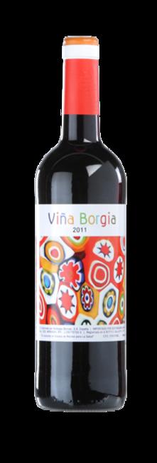2011 Borja - Vina Borgia #Wein für #Jecken #Rotwein aus #Spanien Für nur 4,44€ (anstelle 5,95) bis Aschermittwochen oder solange der Vorat reicht!