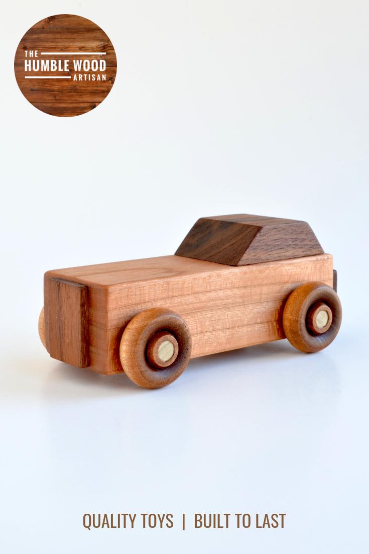Kids toy car Best Kids Birthday Gift High-Quality Wooden Car Handmade car Boy Birthday present Willys MB Wooden toy car