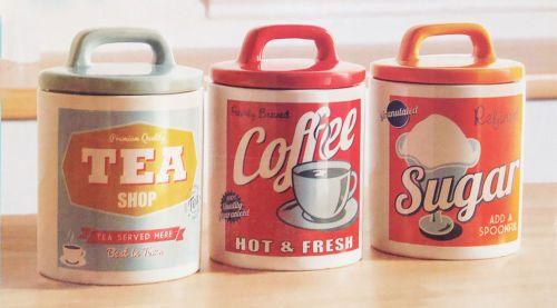 die besten 25 tee kaffee zucker kanister ideen auf pinterest k chenbeh lter und gl ser tee. Black Bedroom Furniture Sets. Home Design Ideas