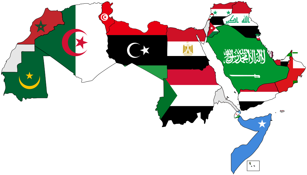 List Of Arab Flags Learning Arabic Arab World Learn Arabic Online