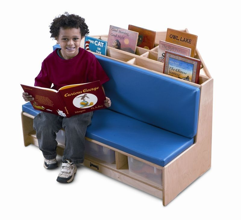 banquette bibliotheque d 39 angle e mobilier pinterest jeux educatif pour enfant mat riel et. Black Bedroom Furniture Sets. Home Design Ideas