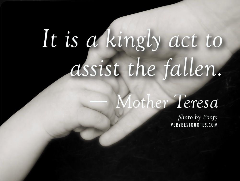 Mothers kindness