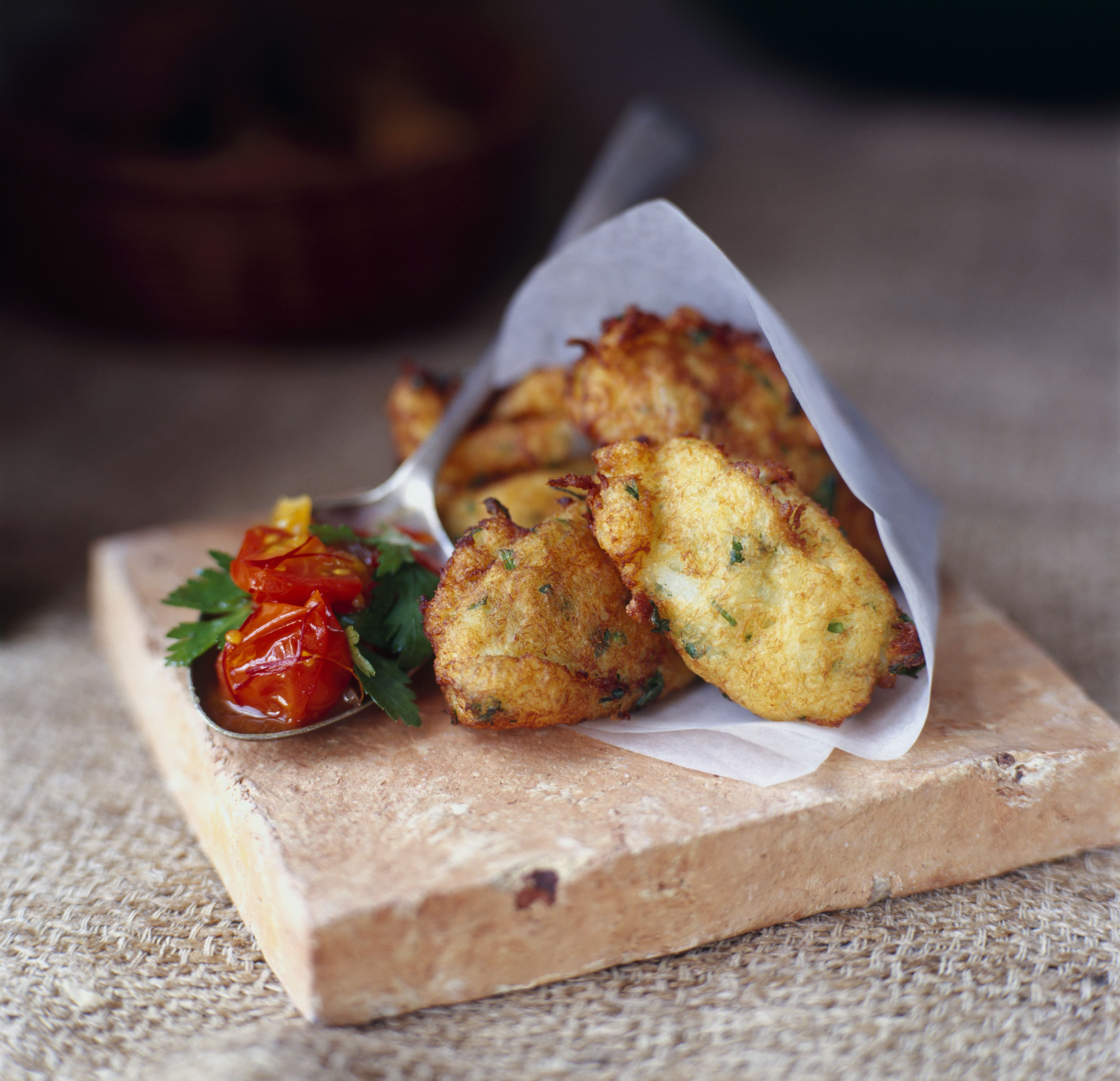 Bakaliaros Tiganitos: A Traditional Fried Salt Cod Recipe ... |Palm Sunday Fish Fry