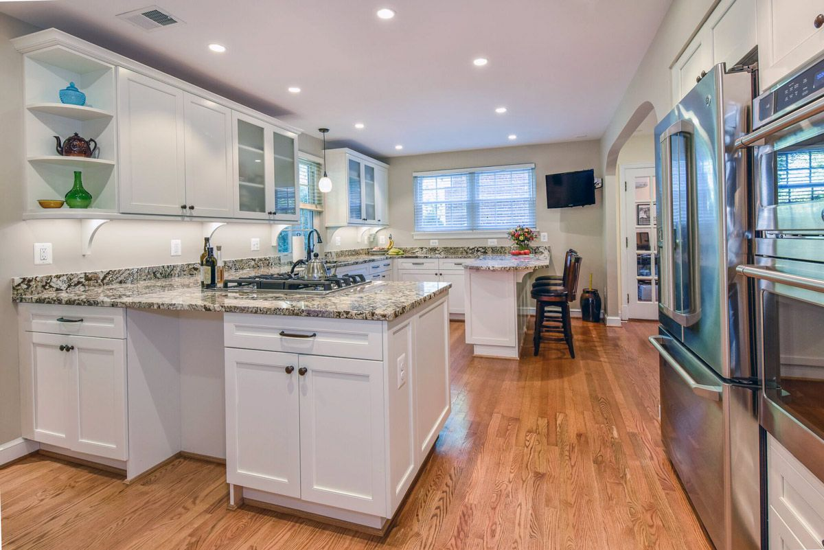 for design remodeling or custom kitchen remodeling in fairfax and great falls it is hard to on kitchen remodel timeline id=11437