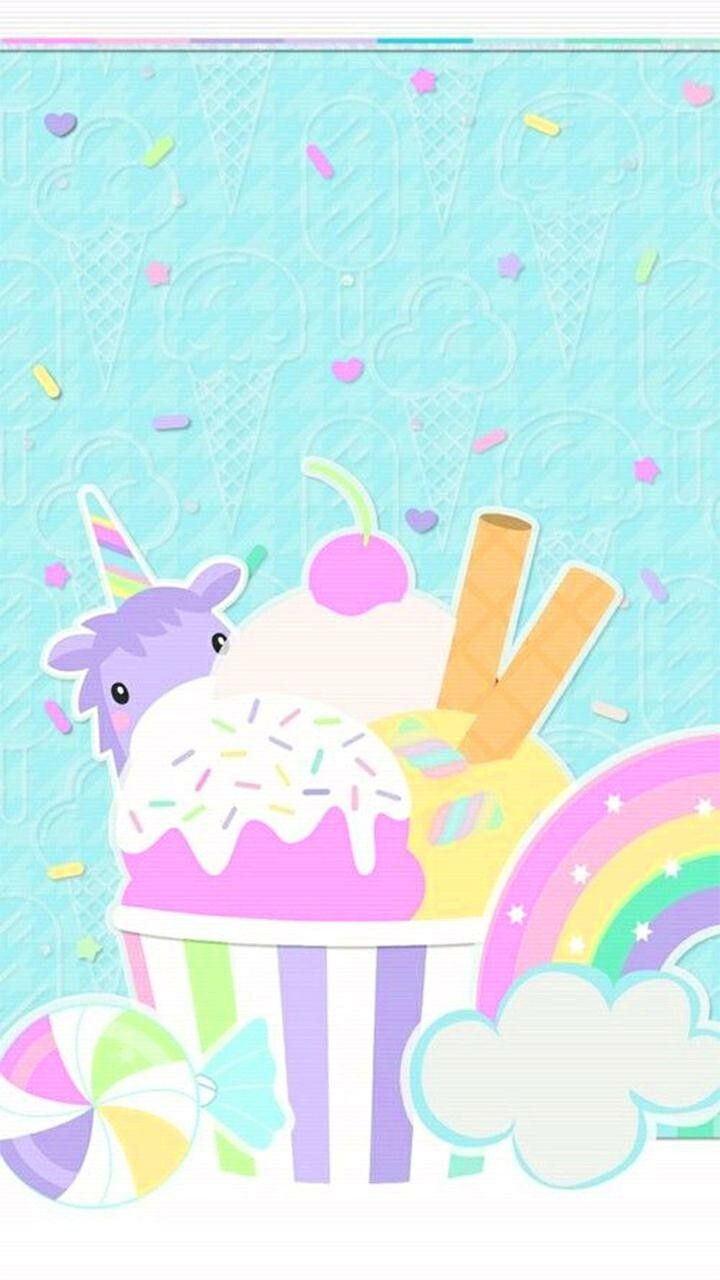 Pin By Silvina On I Unicorns Unicorn Wallpaper Wallpaper Com Iphone Pictures