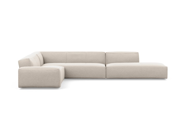 Trick Of The Trade Sectional Sofas In Small Spaces Living Room