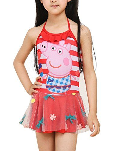 Size 4T New PEPPA PIG ANGEL SLEEVES DRESS