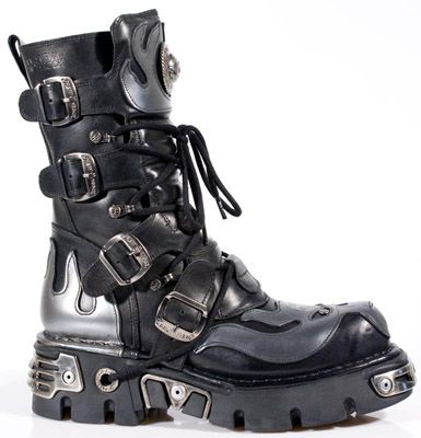New Rock Boots FURIOUSA Faible Garde Expédition h0M5CmO