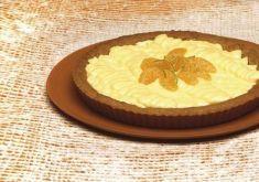 Crostata di castagne con crema soffice al mandarino - Tutte le ricette dalla A alla Z - Cucina Naturale - Ricette, Menu, Diete