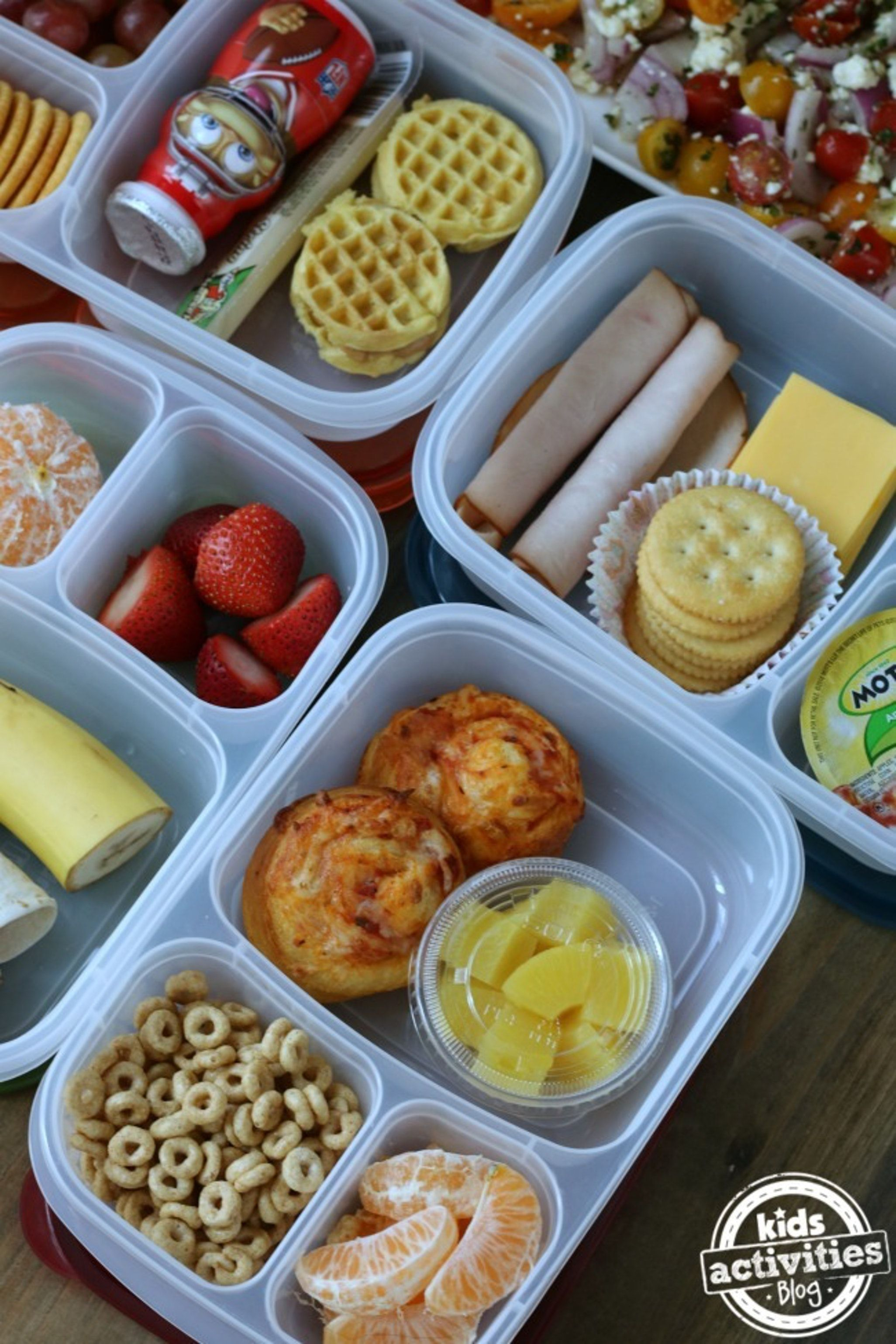 5 back to school lunch ideas for picky eaters - kids activities