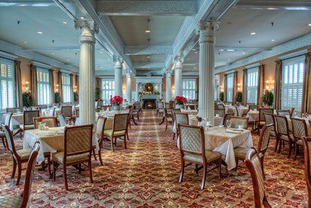 Great Jekyll Island Club Hotel Grand Dining Room | 2014 Top 10 Romantic  Restaurants In The U.S.