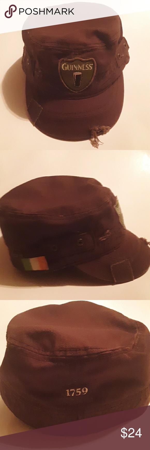 Guinness Cadet Hat Size L Xl Hat Sizes Cadet Hat Guinness