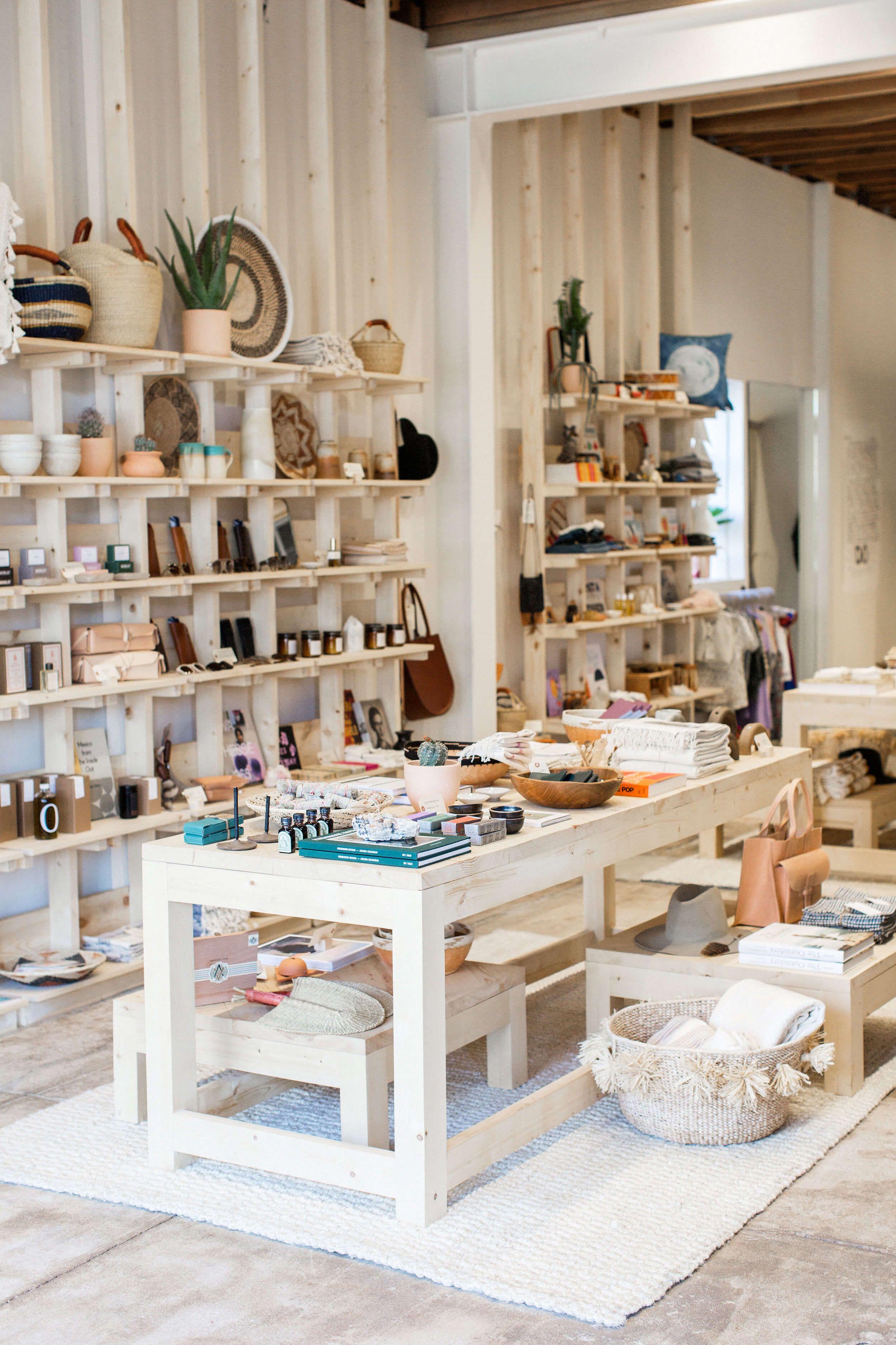 Shop Decoration Items