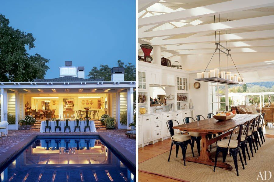 I'm in love...    Ravishing Vacation Rentals : News, Culture + Travel : Architectural Digest