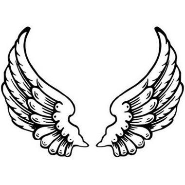 Tatouage ailes ange tatouages pinterest tatouage ailes aile ange et ailes de poulet - Tatouage ailes d ange ...