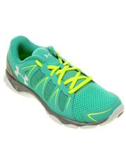 Tênis Under Armour Micro G Engage 2 - Verde água