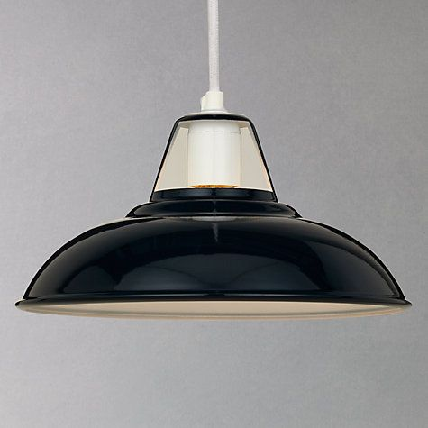 Buy John Lewis Easy-to-fit Campbell Ceiling Shade Online at johnlewis.com. £30 each