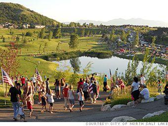 MONEY's Best Places to Live 2011: 23. North Salt Lake, Utah