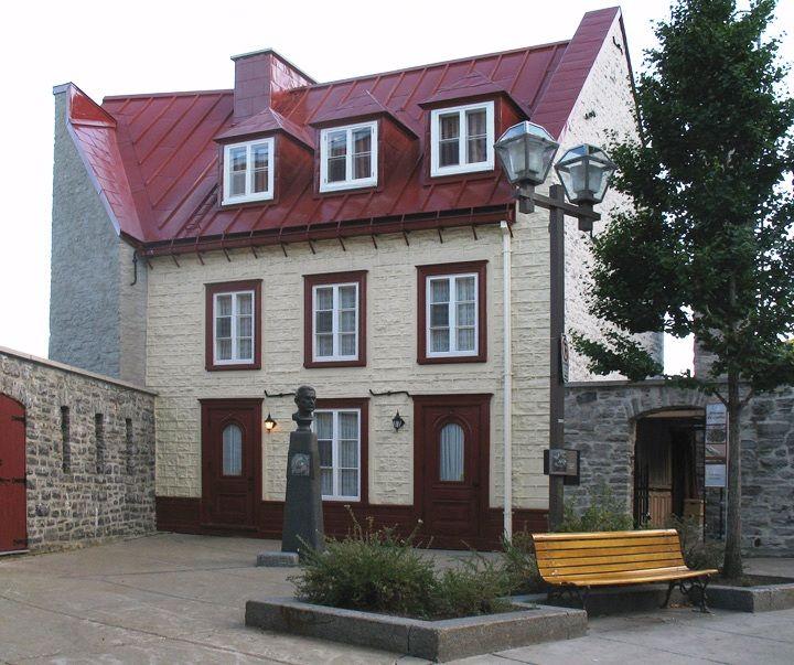 Quebec Ville Vieux Quebec Ville De Quebec Quebec