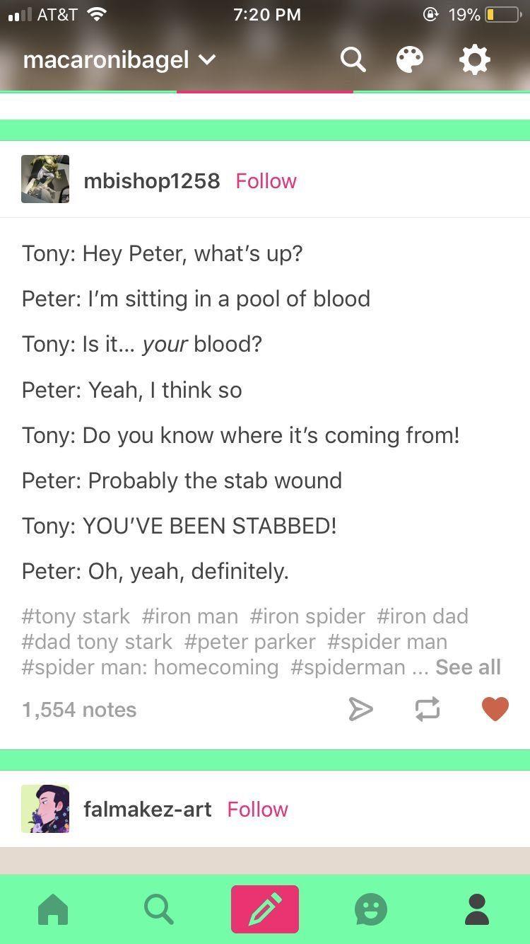 Avengers] Irondad & Spiderson pics/comics/images/oneshots