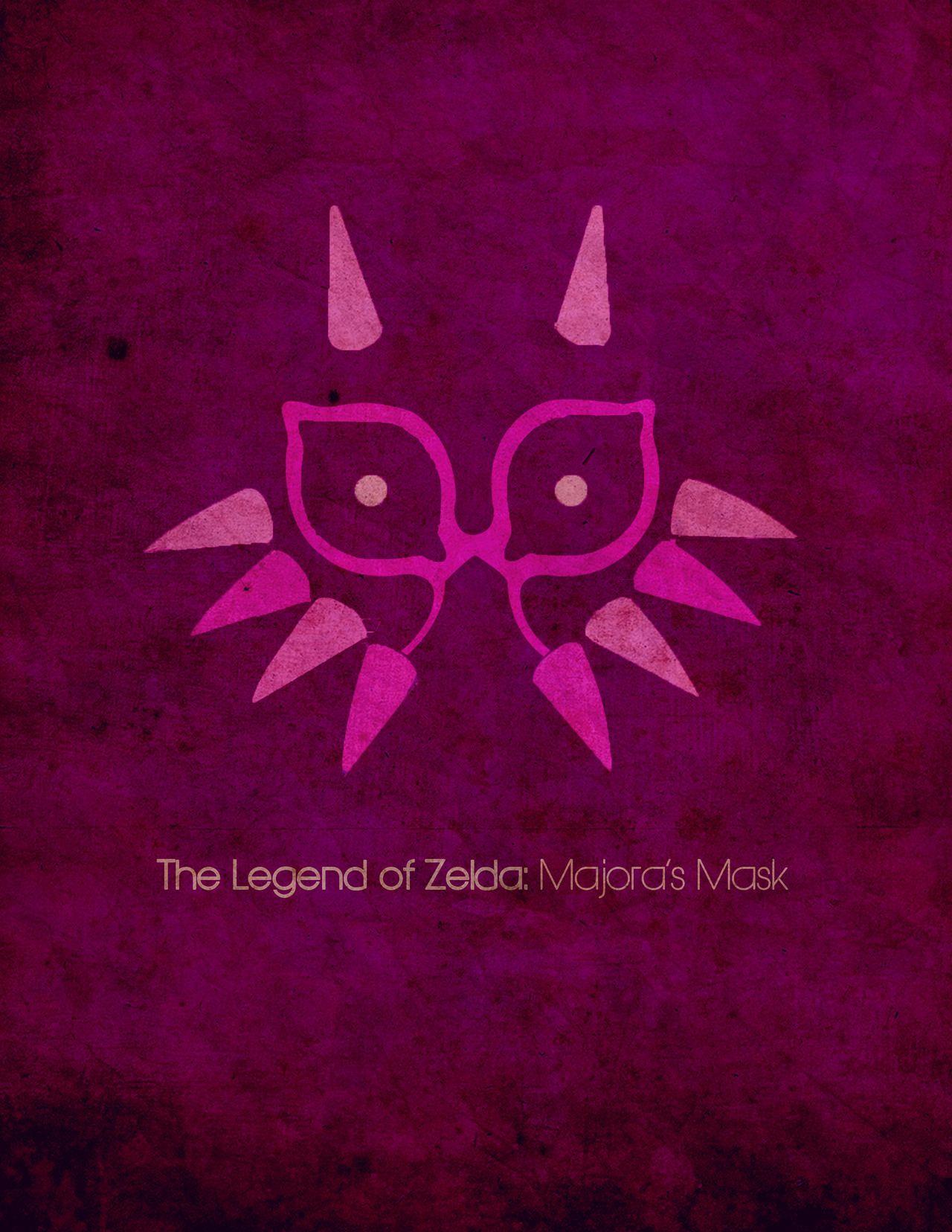 legend of zelda majoras mask | tattoo ideas - sleeve | Pinterest