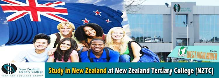 Study In New Zealand At New Zealand Tertiary College Nztc