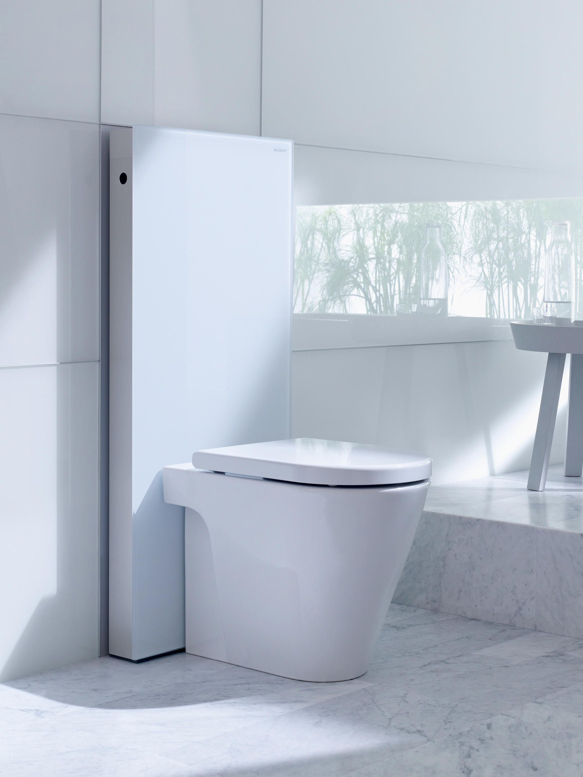 Geberit Monolith Plus Designer Toilets From Geberit All Information High Resolution Images Cads Catalogues Contact Bathroom Design Monolith Design