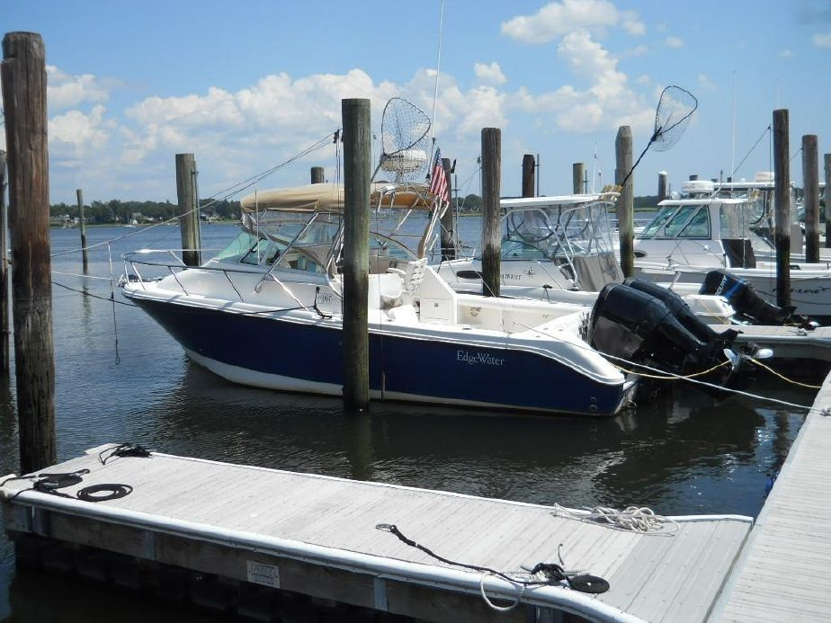 Edgewater Boats For Sale >> 2004 Edgewater 265 Express Power Boat For Sale Www
