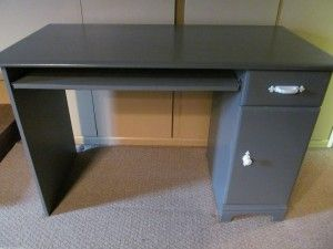 Upcycled Particle Board Furniture 3 13 13 Particle Board Furniture Mdf Desk Repurpose Desk
