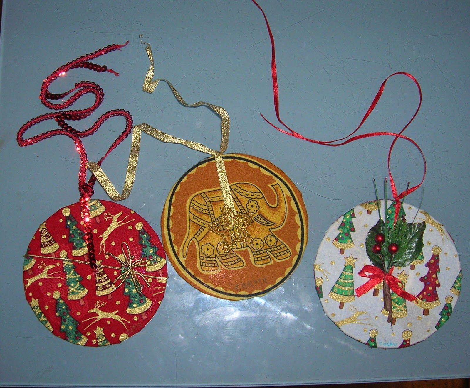 Manualidades con cd buscar con google cd pinterest - Buscar manualidades de navidad ...