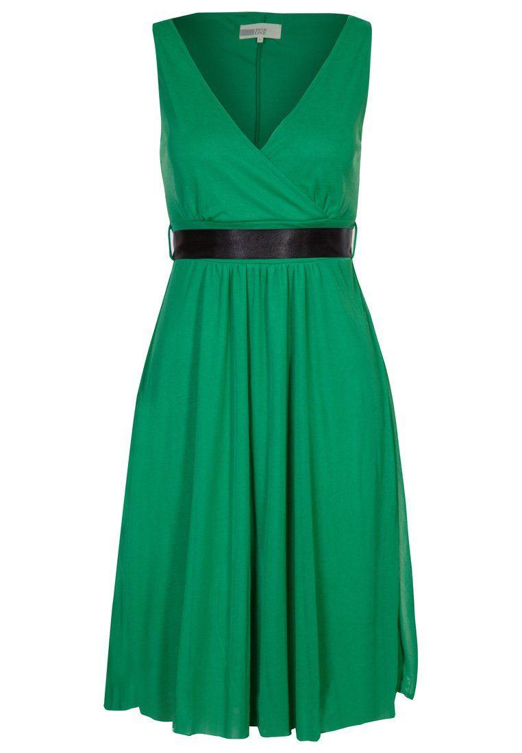 Pier One - Cocktailkleid / festliches Kleid - green | Style ...