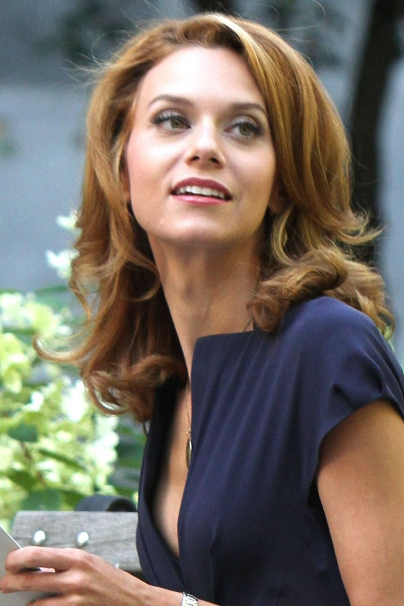 hilarie burton - Deborah Owens Lily's mum in The secret ... Hilarie Burton