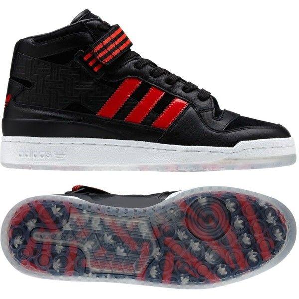 wholesale dealer c7ac1 8fa4f ... hot sale online da28d e3aae Forum Mid RS Shoes (57) ❤ liked on Polyvore