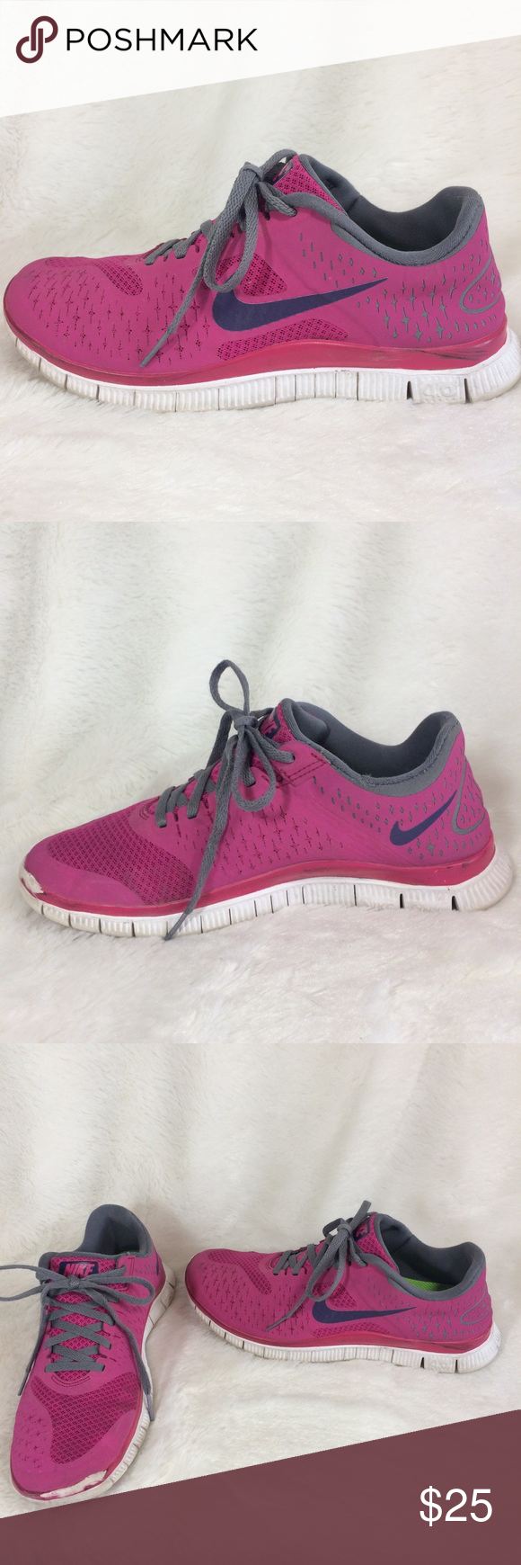 50% alennus Tarjouskoodi New York Nike Free 4.0 V2 Purple Pink Athletic BRS 1000 7.5 Pre-Owned ...