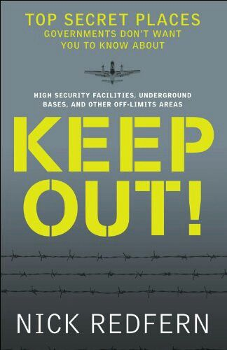 Keep Out! - Nick Redfern