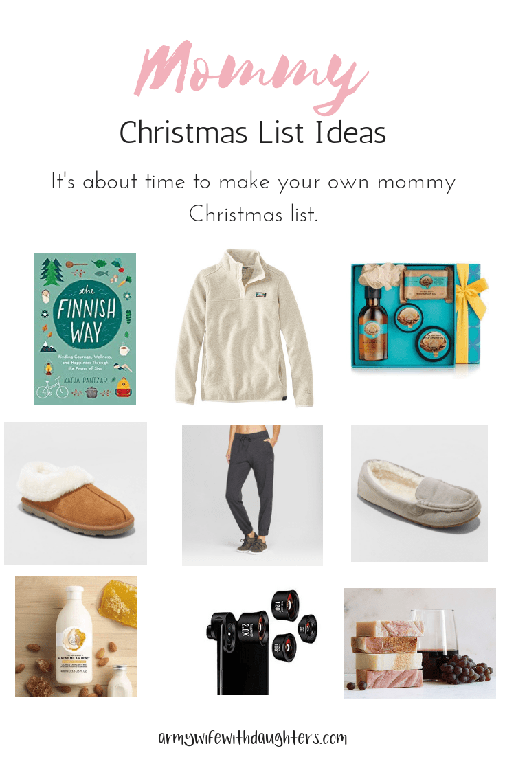 Things Every Busy Mom Needs On Her Christmas List Diy Gifts For