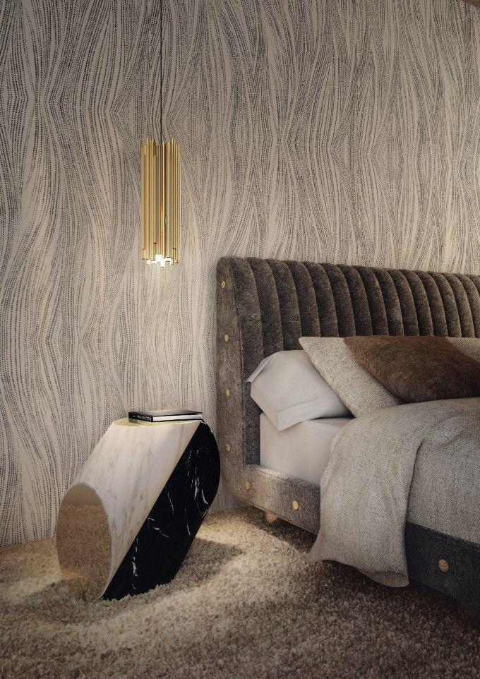 Erstaunliches Luxus Schlafzimmer für das perfekte
