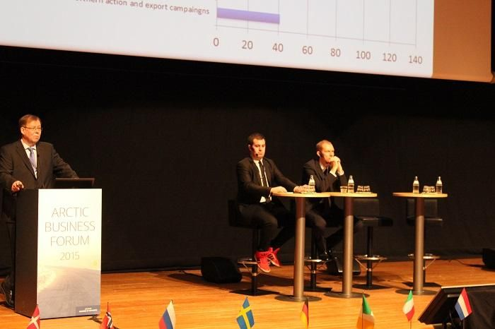 8th Arctic Business Forum Opens In Kemi Today